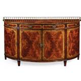 Large Demilune Sideboard by Jonathan Charles Fine Furniture