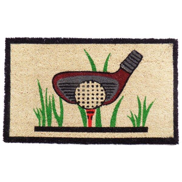 Charmant Imports Decor Phillip Golf Door Mat U0026 Reviews   Wayfair