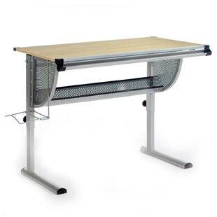 Chittenden 115cm Art Desk By 17 Stories