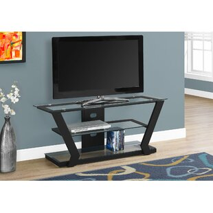 Read Reviews TV Stand for TVs up to 48 by Monarch Specialties Inc. Reviews (2019) & Buyer's Guide