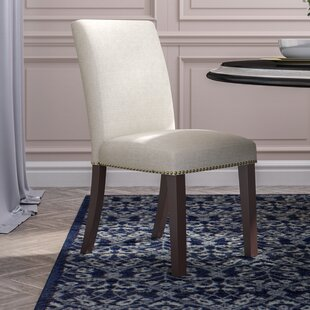 Felisa Upholstered Dining Chair by Willa Arlo Interiors #2t