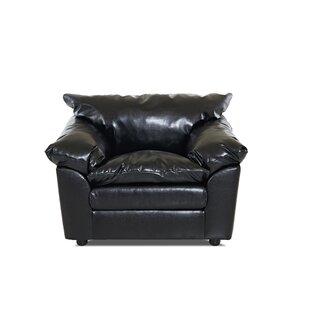 Olive Club Chair by Latitude Run