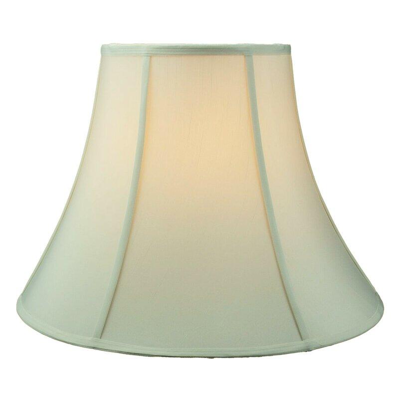 Modern classics 20 shantung bell lamp shade