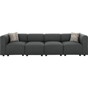Top Reviews Lotte Modular Sofa by Wrought Studio Reviews (2019) & Buyer's Guide