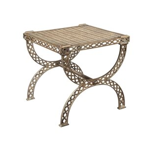 Bryony End Table by 17 Stories