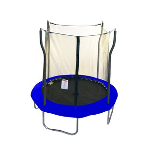 Propel Trampolines Kinetic 8' Trampoline and Enclosure Set