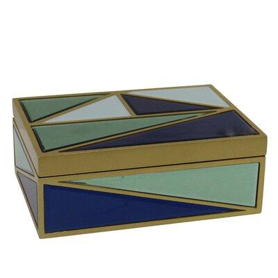 Anne Wood/Glass Decorative Box Corrigan Studio