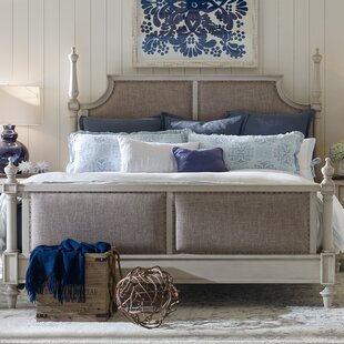 Read Reviews Bruyere Upholstered Panel Bed by Lark Manor Reviews (2019) & Buyer's Guide