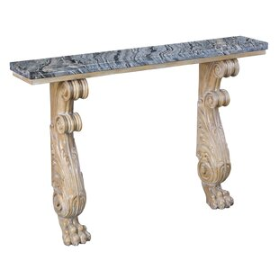 Acanthus Console Table by Sarreid Ltd