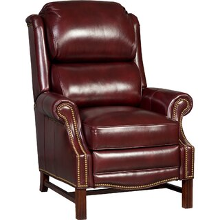 Alta Leather Power Recliner by Bradington-Young SKU:AB783877 Details