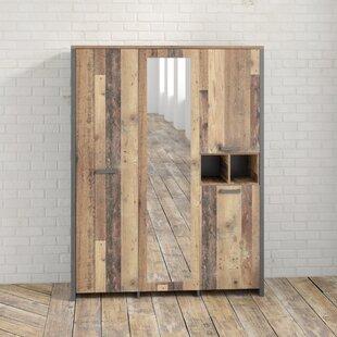 Simsbury 4 Door Wardrobe By Williston Forge