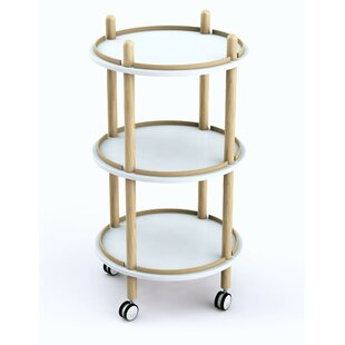 Mauro Bar Cart by George Oliver