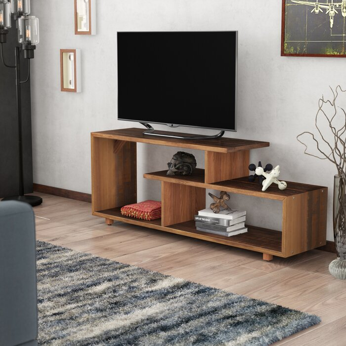Carrasco Solid Wood TV Stand for TVs up to 60 inches
