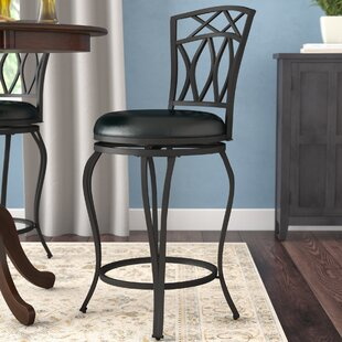 Find the perfect Colston 24 Swivel Bar Stool by Red Barrel Studio Reviews (2019) & Buyer's Guide