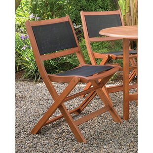 Sea Breeze Folding Patio Dining Chair