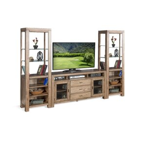 Red Barrel Studio Mcduff Entertainment Center for TVs up to 60