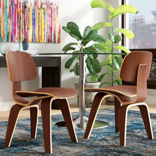 Anika Solid Wood Dining Chair by Corrigan Studio SKU:BE971875 Shop