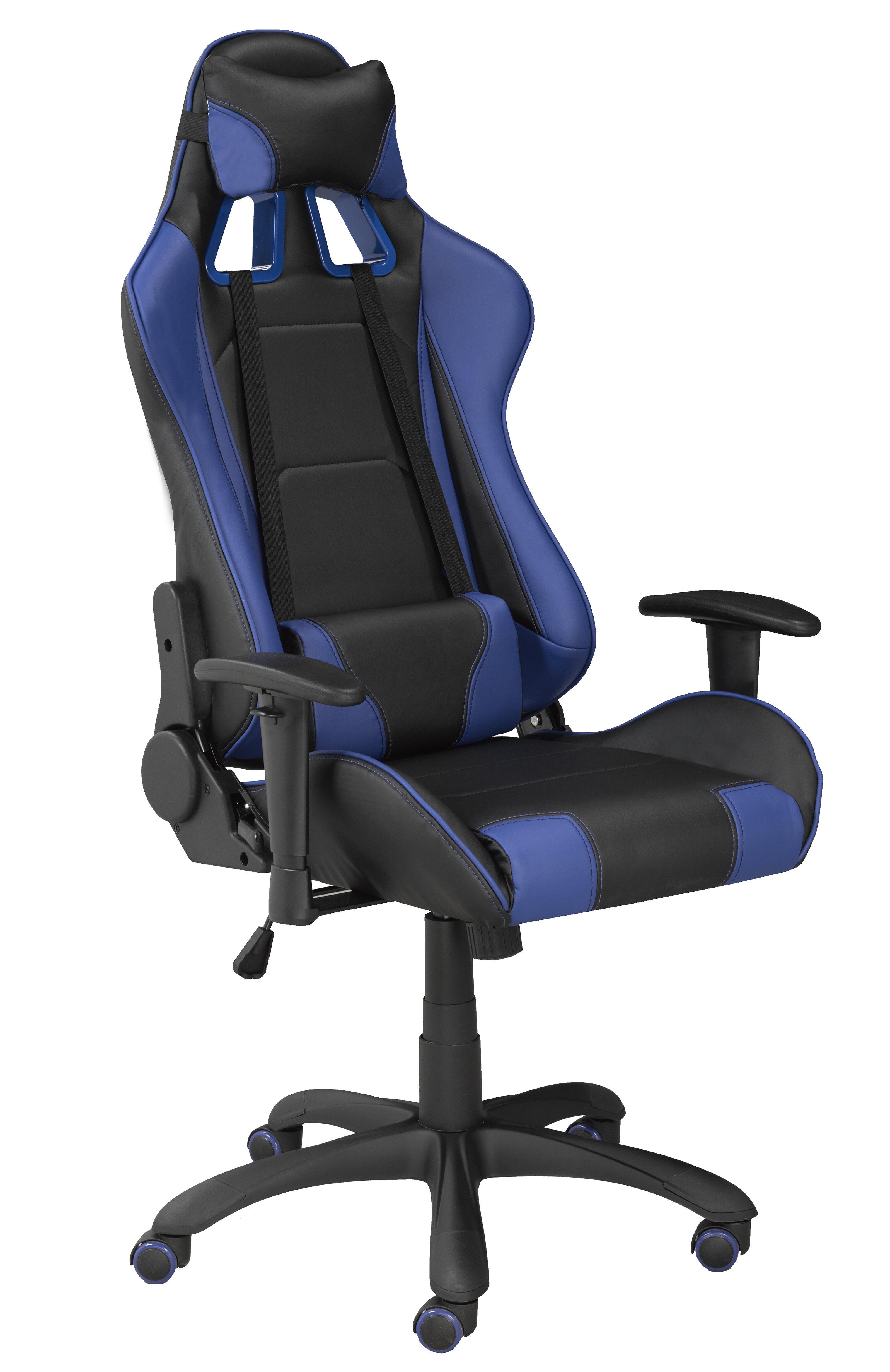 Superb Racing Gaming Chair With Tilt Recline Machost Co Dining Chair Design Ideas Machostcouk