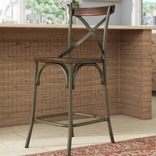Isaac 25.4 Bar Stool Laurel Foundry Modern Farmhouse