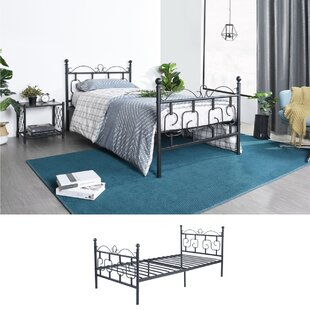 Cyrus Twin 2 Piece Platform Bedroom Set