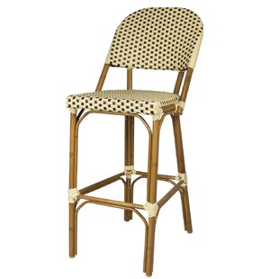 Paris Patio Bar Stool by Source Contract