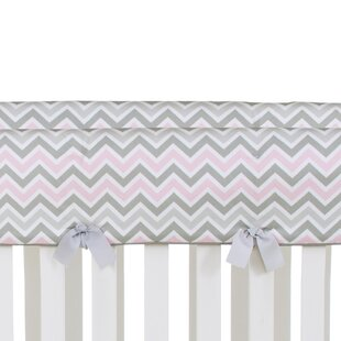 Savings Steptoe Convertible Crib Rail Guard Cover (Set of 2) By Harriet Bee