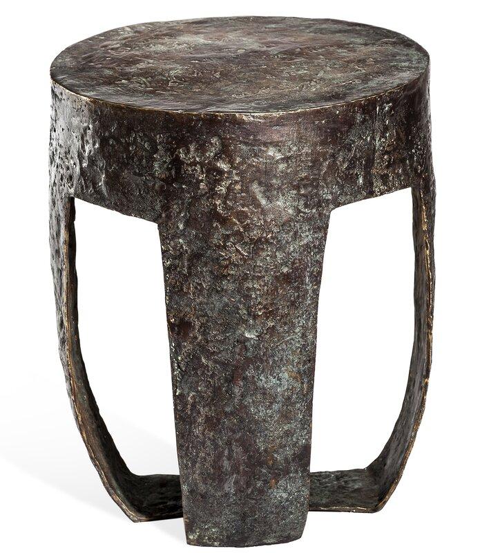 Interlude Arda End Table