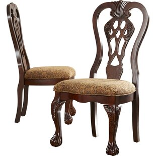 Christon Upholstered Dining Chair (Set of 2)