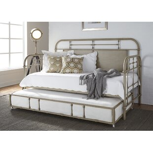 Cassiopeia Twin Daybed With Trundle by Brayden Studio