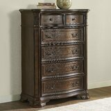 Valerian Lift Top 5 Drawer Chest by Astoria Grand