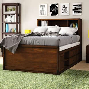Coupon Marcel Storage Platform Bed by Longshore Tides Reviews (2019) & Buyer's Guide
