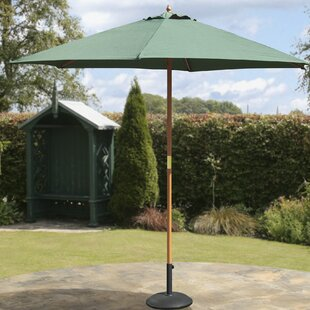 Hoeft 9' Market Umbrella by Charlton Home