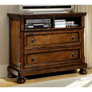 Hanley 2 Drawer Media Chest