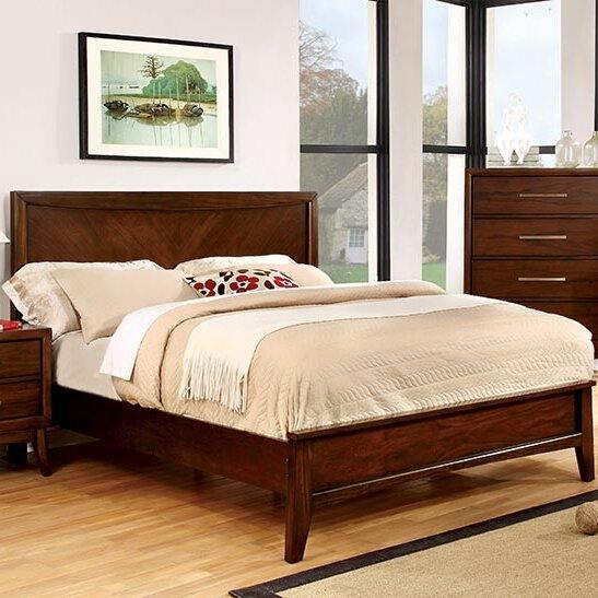 Hokku Designs Dionn Solid Wood Low Profile Platform Bed Reviews Wayfair
