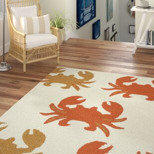 Sereno Handmade Rectangle Indoor / Outdoor Area Rug By Beachcrest Home