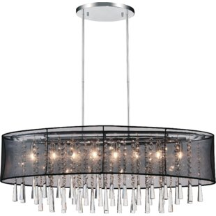 CWI Lighting Renee 8-Light Chandelier