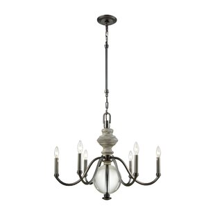Black Chrome Finish Chandeliers You Ll Love In 2021 Wayfair