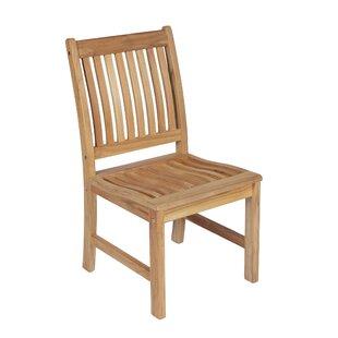Laivai Teak Patio Dining Chair