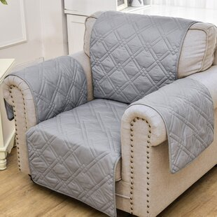 Charleston Gray Slipcover