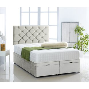 Elisabeth Upholstered Ottoman Bed With Mattress By Willa Arlo Interiors