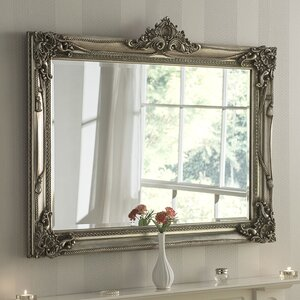 Ashworth Carved Mantle Wall Mirror