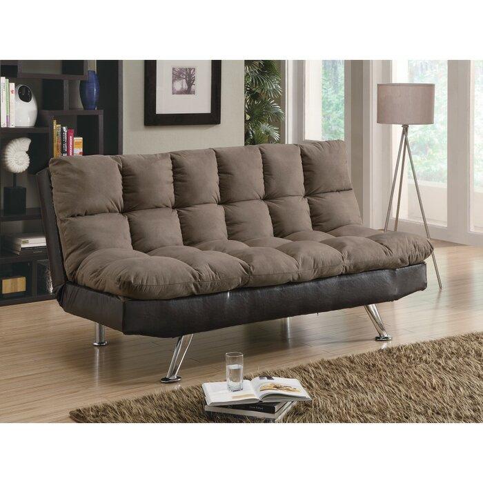 Stupendous Voorhies Relaxing Convertible Sofa Evergreenethics Interior Chair Design Evergreenethicsorg