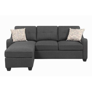 Alanson Reversible Sectional by Wrought Studio SKU:EE464728 Check Price