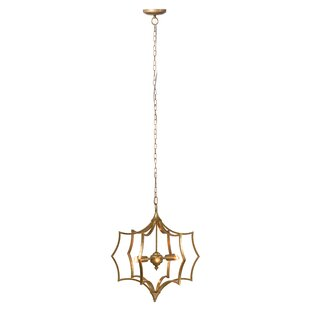 Mcwhirter Modern 6-Light Chandelier by House of Hampton