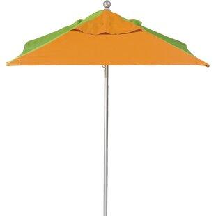 Portofino 6' Square Market Umbrella by Tropitone