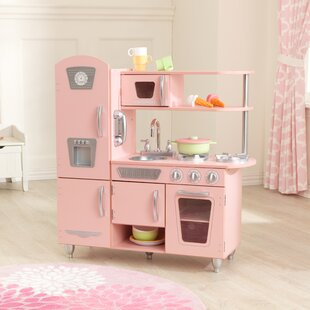 Pink Play Kitchen Sets Accessories You Ll Love In 2021 Wayfair
