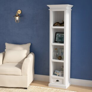 Find the perfect Amityville Standard Bookcase ByBeachcrest Home