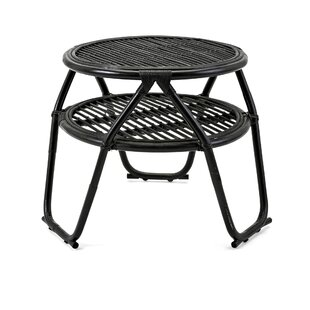 Stayton Rattan End Table