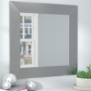 Price Check Rectangle Wall Mirror ByWade Logan