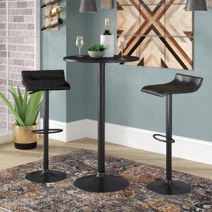 Yoder 3 Piece Pub Table Set Trent Austin Design